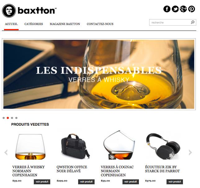 Baxtton