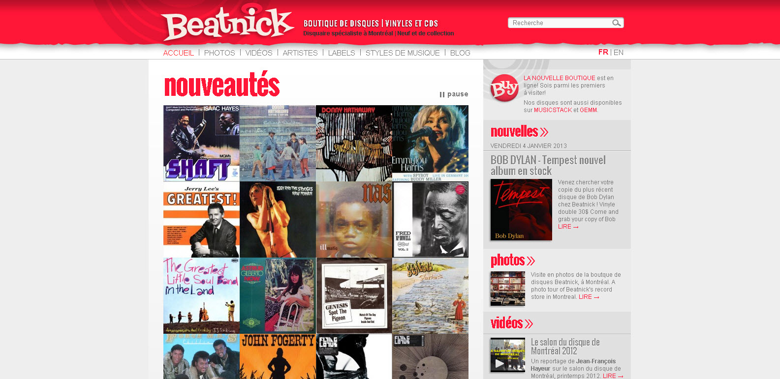 Beatnick Records