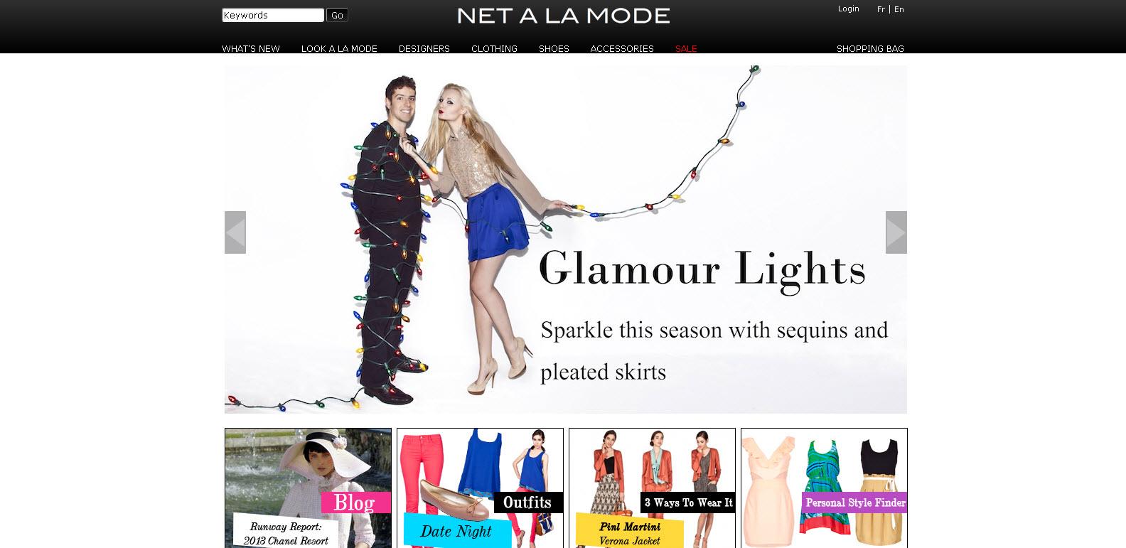 Net À La Mode