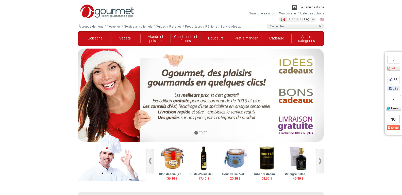 Ogourmet